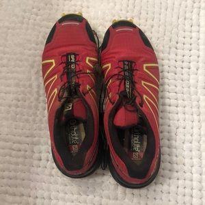 Salomon racing shoes